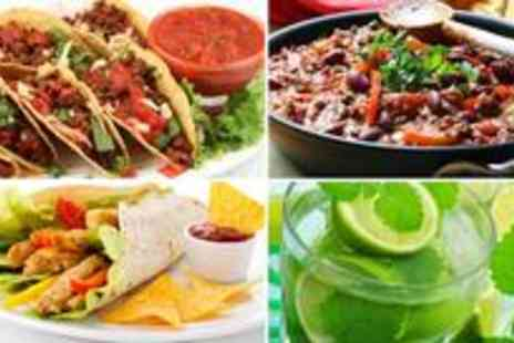 Loco Mojito - Two course dinner for two with a mojito each - Save 67%