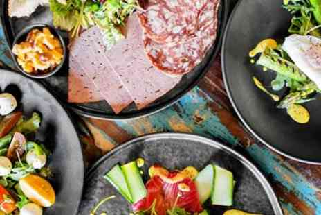 Barbar - Berkshire lunch & coffee for 2 - Save 40%