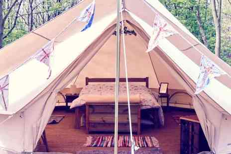 Browning Bros - Glamping with Browning Brothers at Teybrook Farm near Colchester - Save 34%