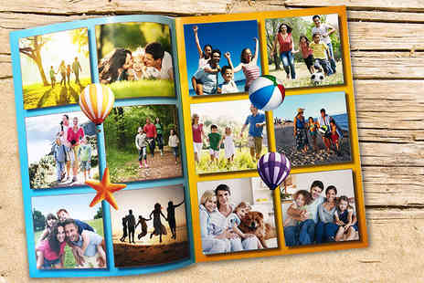 Unibind Photo Books - Personalised 20 page A4 softback photobook - Save 50%