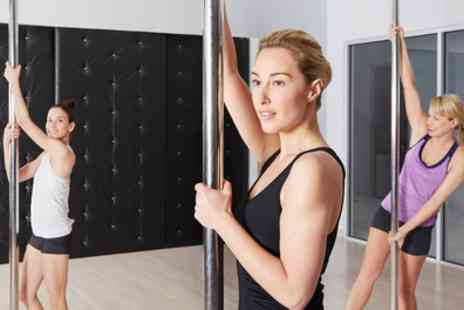 Gemini Pole Fitness London - Up to Five Pole Fitness Classes - Save 40%