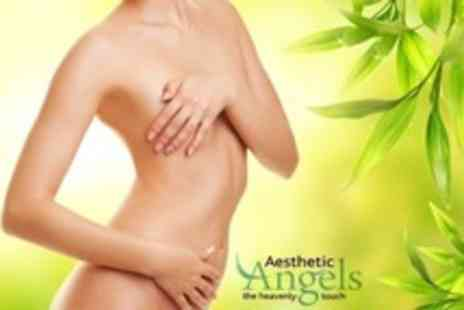 Aesthetic Angels - Three Sessions of Ultrasound Lipolysis - Save 67%