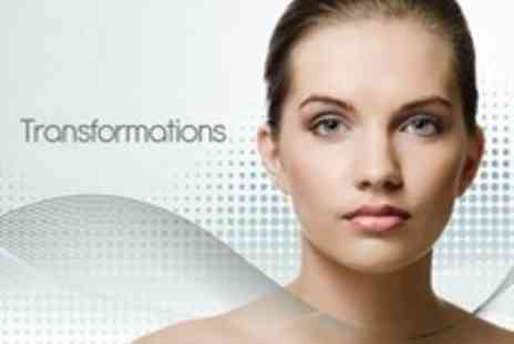 Transformations - Three Sessions of Microdermabrasion - Save 68%