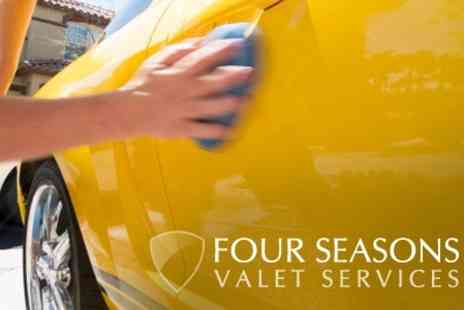 Four Seasons - Full Home Treated Waterless Platinum Valet - Save 60%