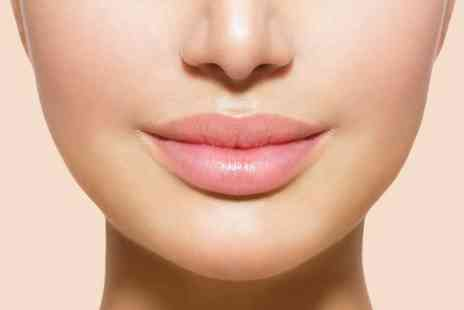 Abacus Dental Care - 0.5ml or 1ml lip plump dermal filler treatment - Save 53%