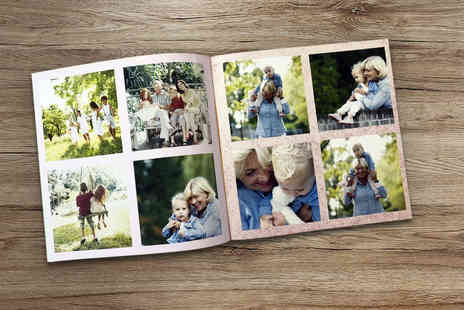 Unibind Photo Books - 20 page small softback photobook - Save 0%