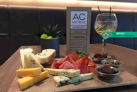 AC Hotel by Marriott - Six gin drinks with mixers plus a sharing platter for two - Save 0%