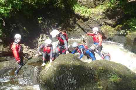 Action Adventure Activities - Three Hour Canyoning Experience for One or Two - Save 56%