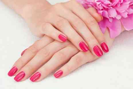 Malvern Hills Beauty - Choice of Manicure, Pedicure or Both - Save 70%