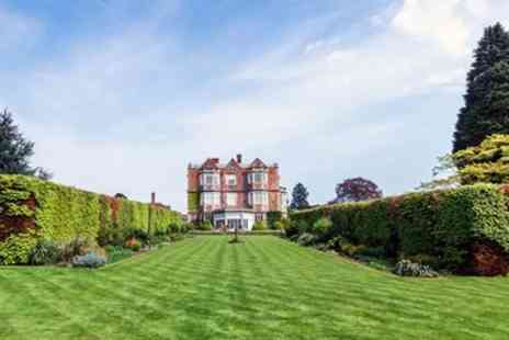 Goldsborough Hall - Luxury Yorkshire stay with 2 AA Rosette dinner - Save 49%