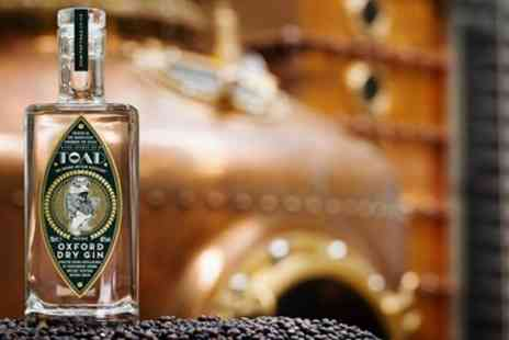 The Oxford Artisan Distillery - Oxford gin distillery tour & tastings for 2 - Save 38%