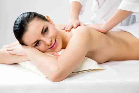 Marynas Beauty - 90 minute pamper package including a massage, facial and collagen mask - Save 47%