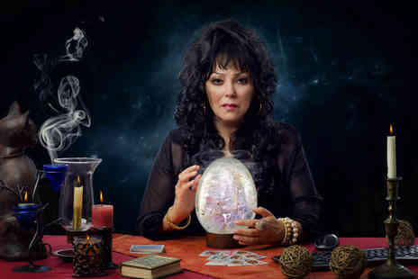 Mystic Holistic Voyage - Choice of Clairvoyant Tarot or Pendulum reading with five questions answered via email - Save 0%