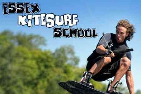 Essex Kite Surf School - Two Hour Power Kite Flying Lesson For Two - Save 81%
