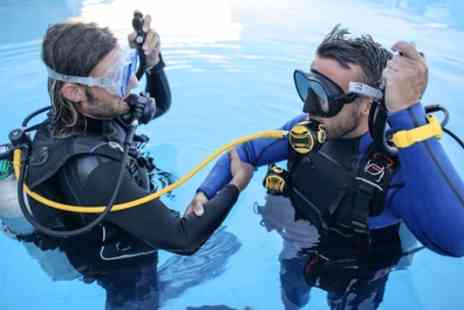 Diverse Scuba - Scuba Diving Taster Session for Up to Four - Save 48%