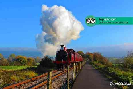 Avon Valley Railway - Two or family of up to six all day rover tickets on Avon Valley Steam Train - Save 50%