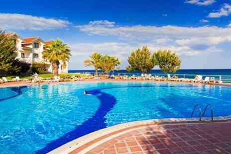 Cyprus Paradise - Five star all inclusive holiday with 1st child stays free - Save 0%