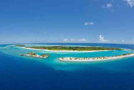 Paradise Islands Maldives - Five Star Superior Beach Bungalow Amidst Swaying Palm Trees - Save 0%