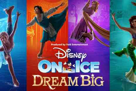 Encore Tickets - Disney On Ice, Dream Big at the O2 - Save 0%