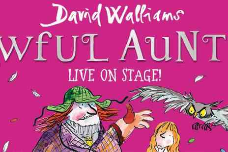 Encore Tickets - Awful Auntie at Bloomsbury Theatre - Save 0%