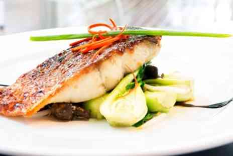 Leigh Bistro - Three course meal & hot drink for 2 - Save 60%