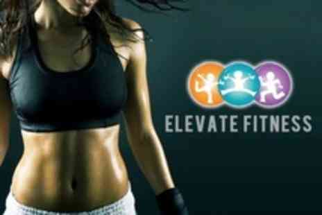 Elevate Fitness - Three Personal Training Sessions For One - Save 75%