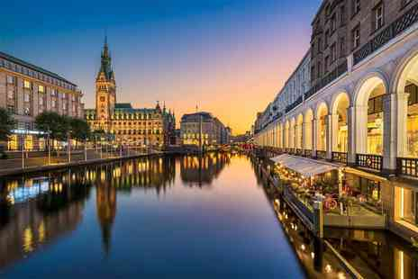 Generator Hostels - One, two or three night Hamburg stay with breakfast, beer and burger - Save 47%
