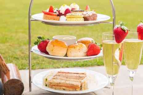 The Tavern Bar and Restaurant - Traditional or Sparkling Afternoon Tea for Two or Four - Save 0%