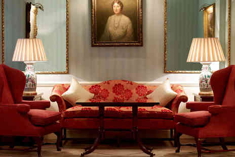 The Sloane Club - Exclusive Elegance For Two in Elite Area of London - Save 73%