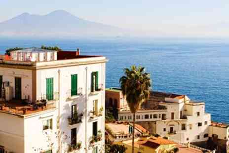 Flights and Packages - 13 night Italy triple centre & all inclusive Med cruise with suite - Save 0%