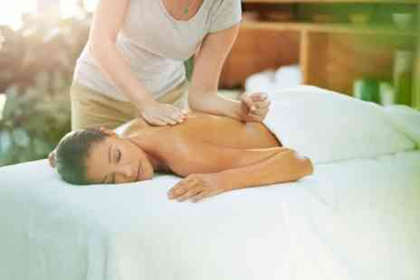 Beauty Heaven - Choice of One Hour Massage with Optional Indian Head Massage or Reflexology - Save 50%