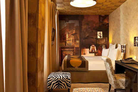 Hotel Le Bellechasse - Four Star Lavish Boutique Designed by Christian Lacroix Stay For Two - Save 64%