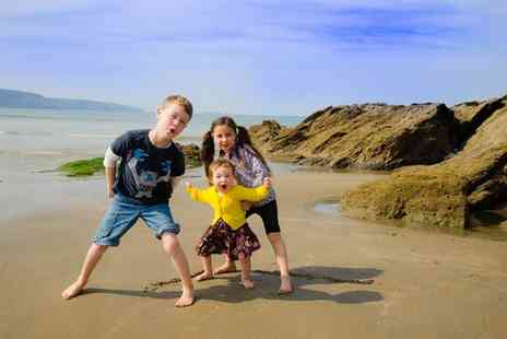 Real Family Holidays - Three or five night all inclusive UK family outdoor activity holiday - Save 0%