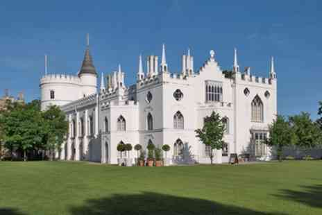 Strawberry Hill House and Garden - Ticket to Strawberry Hill House and Garden Entry for One, Two or Four - Save 50%