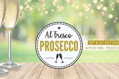 Social Holdings - I Love Prosecco Festival ticket on 20 July - Save 53%