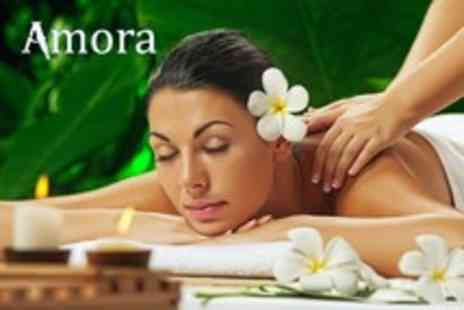 Amora Beauty - 60 minute Thai foot and shoulder massage - Save 57%