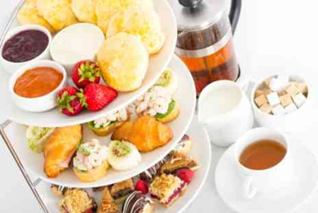 Lord Elliotts - Afternoon Tea with Optional Gin Fizz for Two or Four - Save 53%