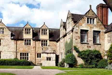 Mercure Telford Madeley Court Hotel - 16th century Shropshire manor stay with meals - Save 55%
