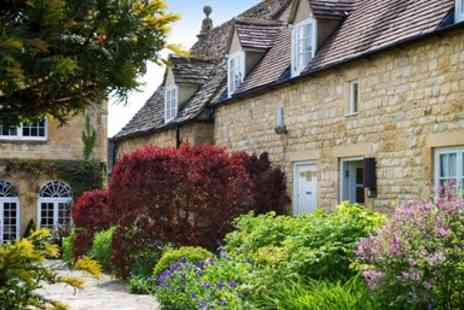 A Bespoke Hotel - Four star boutique Cotswolds hotel Stay - Save 0%