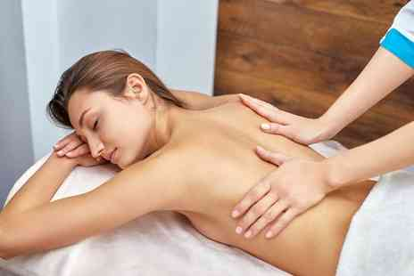 Pulse Therapy Face & Body - One hour full body massage - Save 67%