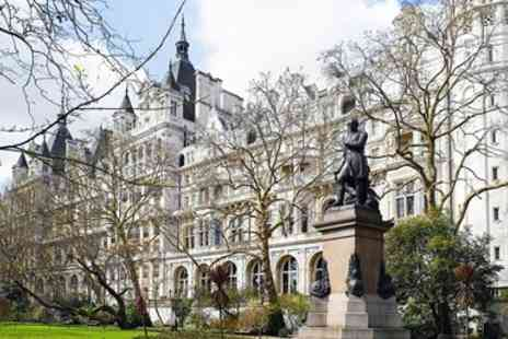 The Royal Horseguards - Three course meal & drinks for 2 at 5 star London hotel - Save 0%