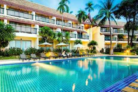 Away Holidays - Four star Phuket week with flights & breakfast - Save 0%
