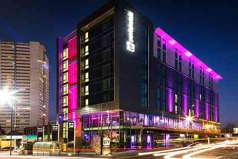 pentahotel Birmingham - Four star Birmingham city hotel stay - Save 0%