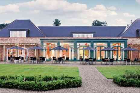 Mercure Warwickshire Walton Hall Hotel & Spa - Four star traditional hotel stay - Save 0%