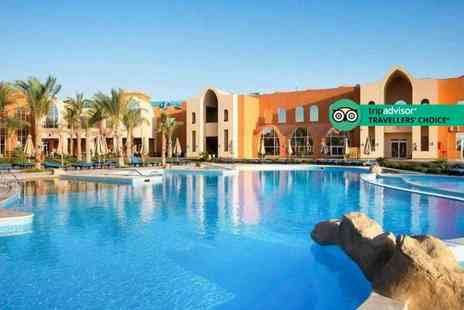 Super Escapes Travel - Seven night all inclusive 5 Star Marsa Alam, Egypt beach break with return flights - Save 30%