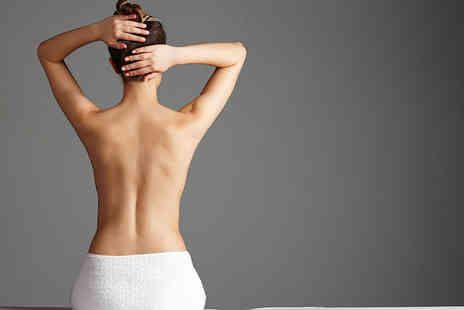 Back to health wellness Guildford - Posture alignment assessment with four visits, two treatments, a full examination - Save 70%