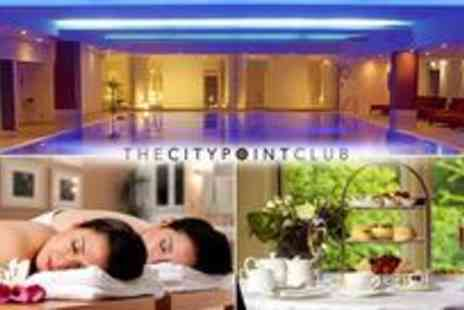 The CityPoint Club - Twilight spa evening including full access to the spa facilities, a choice of treatments and dinner - Save 55%