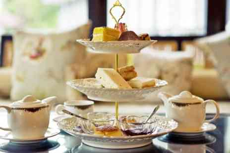 The Chancery - Traditional or Prosecco Afternoon Tea for Two - Save 37%