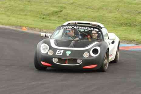 Supercardrive UK - Lotus Elise Passenger Laps Experience - Save 51%