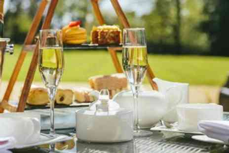 Holiday Inn Milton Keynes East - Afternoon Tea with Optional Bubbly for Two or Four - Save 37%